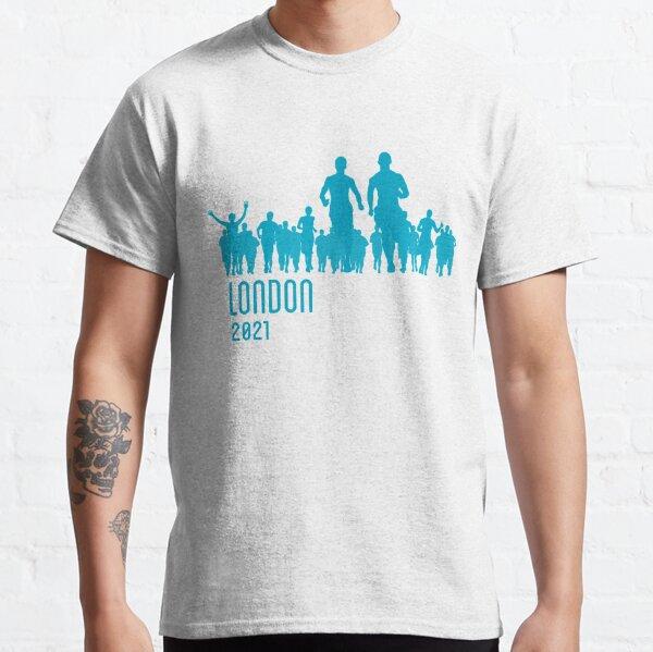 London 2021 Marathon Classic T-Shirt