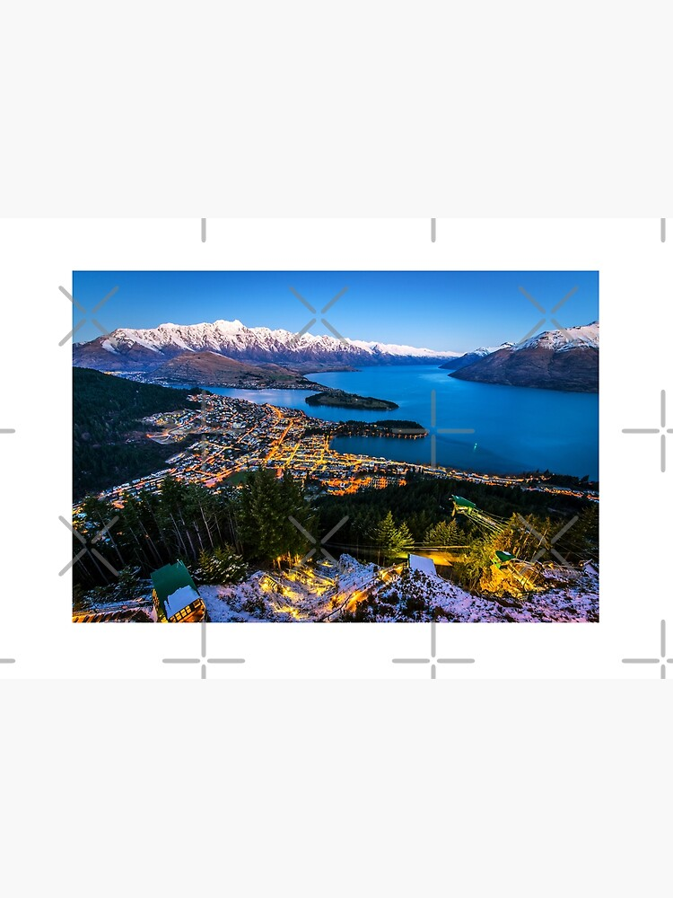 Queenstown New Zealand by AdrianAlford