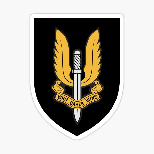 SAS Special Air Service  Sticker
