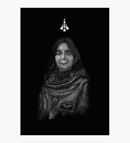 Kalpana Chawla Photographic Print