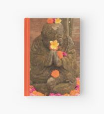 Bali Buddha  Hardcover Journal