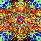 Cosmic Creatrip2 - Psychedelic trippy visuals by Leah McNeir