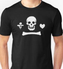 Stede Bonnet Pirate Flag T-Shirt