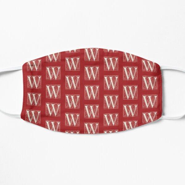 WesterosCraft Square Logo Red Flat Mask