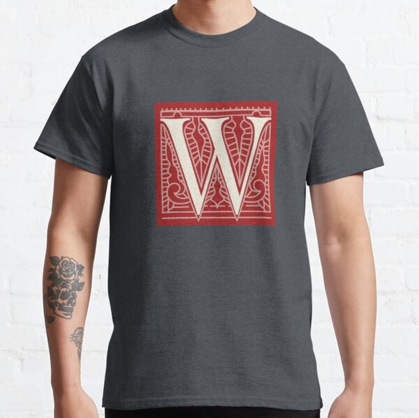 WesterosCraft Square Logo Red Classic T-Shirt