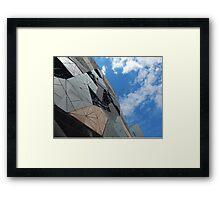 Federation Square Framed Print