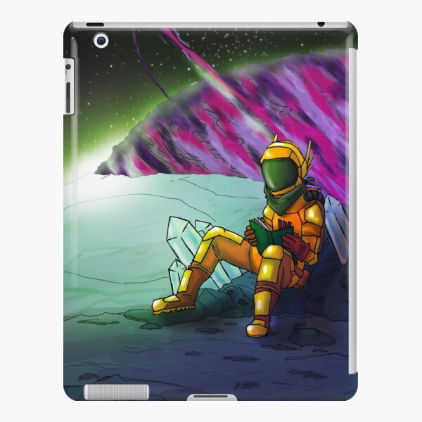Space Read iPad Snap Case
