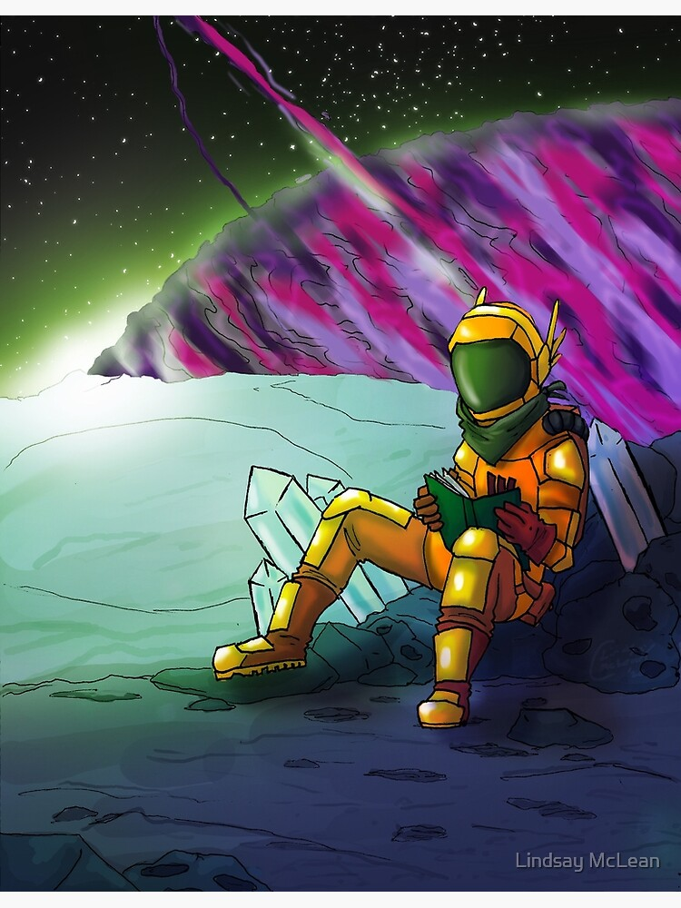Space Read by LindsayFoSho