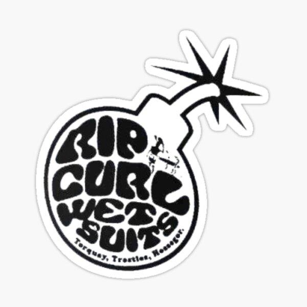 RipCurl, bomba Pegatina