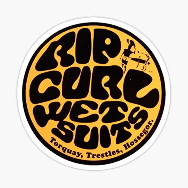 Premier Rip Curl modifié Sticker