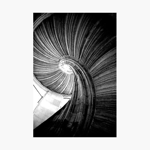 Spirale Fotodruck