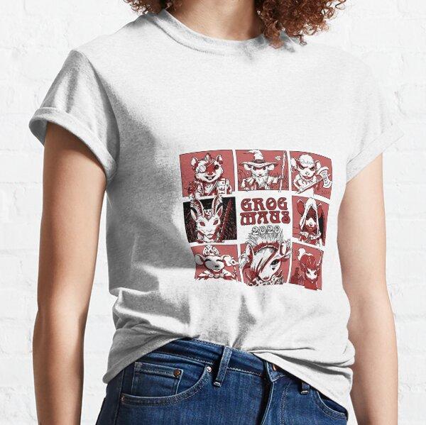 GROGMAUS Celebrity Squares Classic T-Shirt
