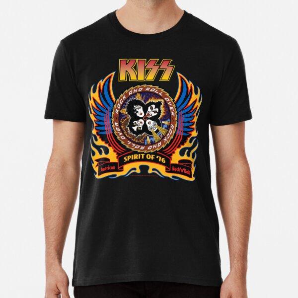 KISS Spirit of 76 Premium T-Shirt