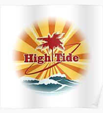 Surfers Emblem Poster