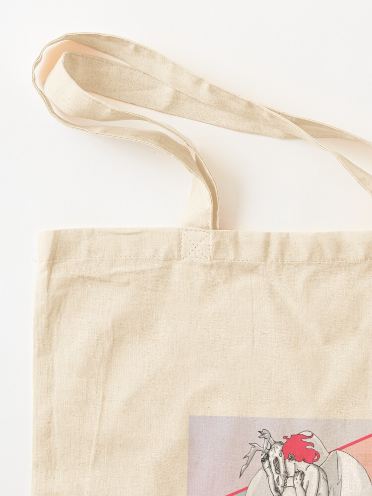 Alternate view of Hold Me Down Tote Bag