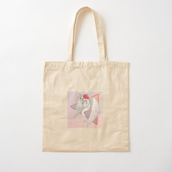 Hold Me Down Cotton Tote Bag