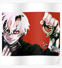tokyo ghoul 34 Poster