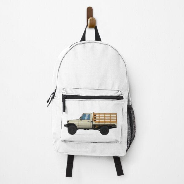 Toyota Land Cruiser Pickup Stakes Backpack