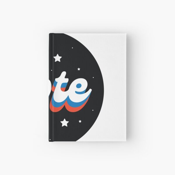 Vote! Hardcover Journal