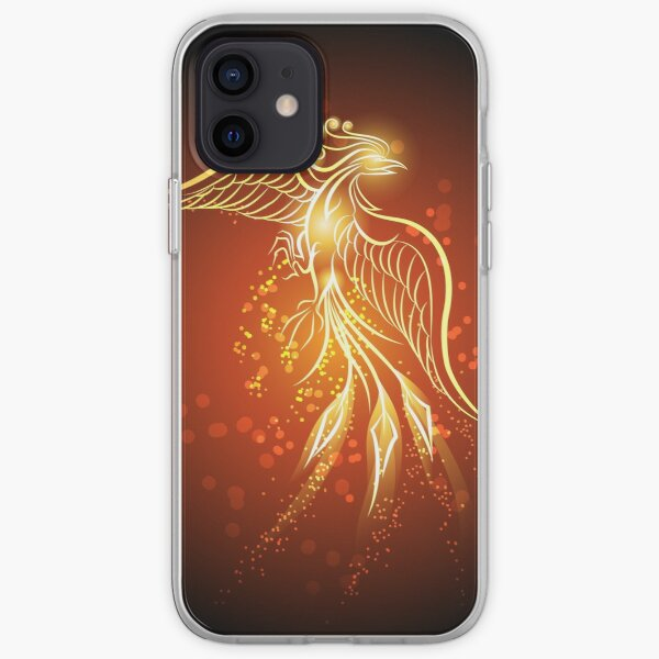 Rising phoenix iPhone Soft Case