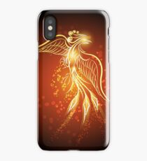 Rising phoenix iPhone Case/Skin