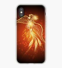 Vinilo o funda para iPhone Rising phoenix