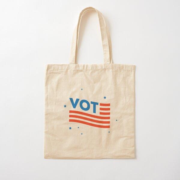 Vote! Cotton Tote Bag