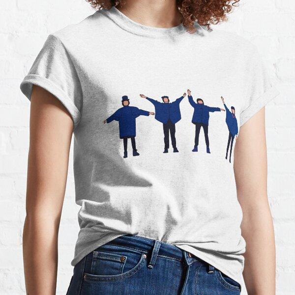 ¡ayuda! Camiseta clásica