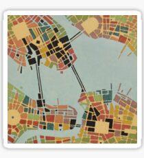 cipher n. 8  (original sold) Sticker
