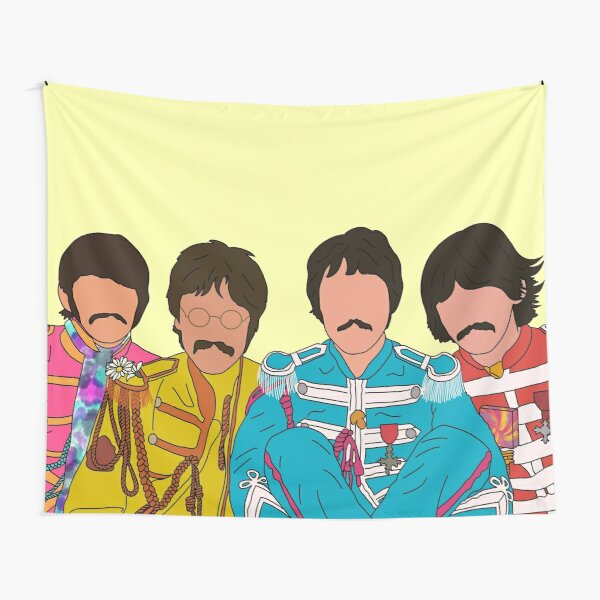 sgt pepper's lonely hearts club band Tapestry