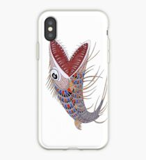Shark fish  (original sold) iPhone Case