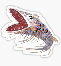 Shark fish  (original sold) Sticker