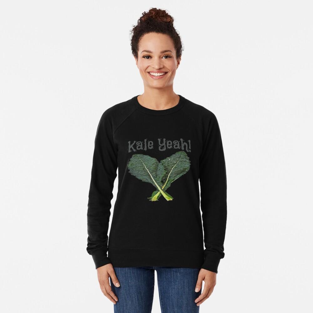 Kale Yeah! Lightweight Sweatshirt