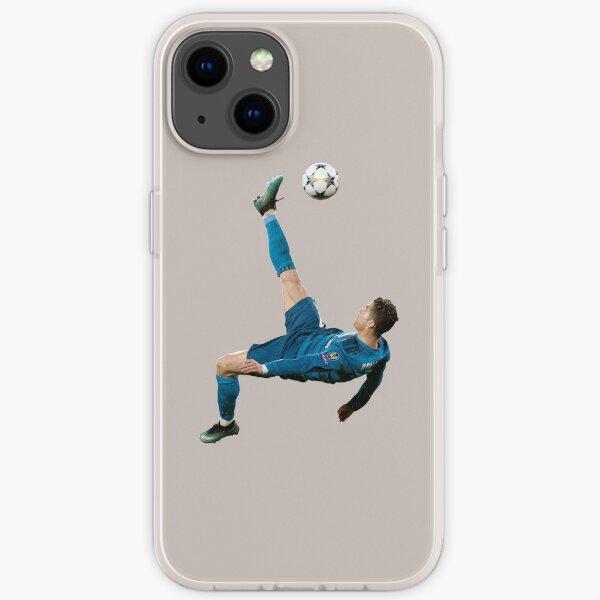 Cristiano Ronaldo ® Merch iPhone Flexible Hülle
