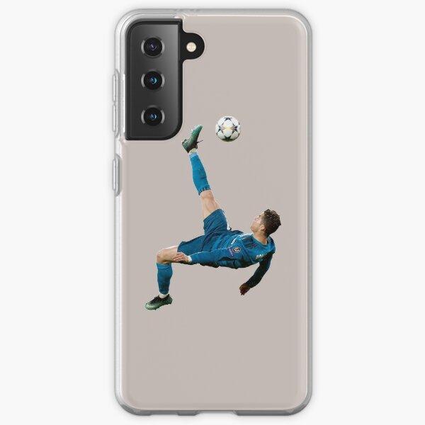 Cristiano Ronaldo ® Merch Coque souple Samsung Galaxy