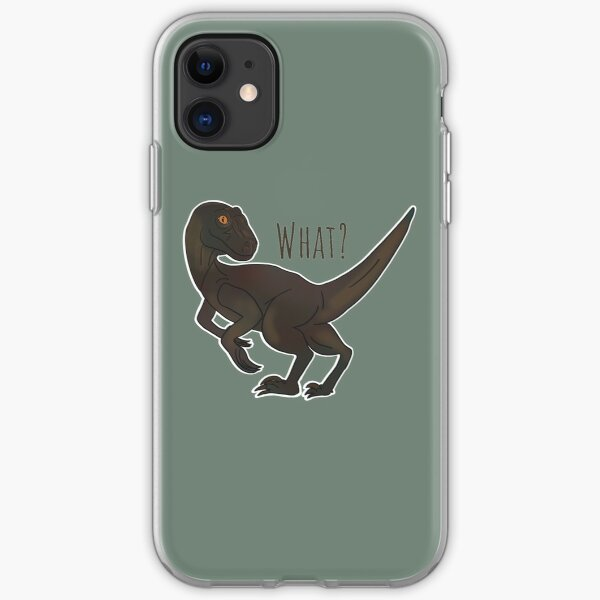 What? iPhone Soft Case