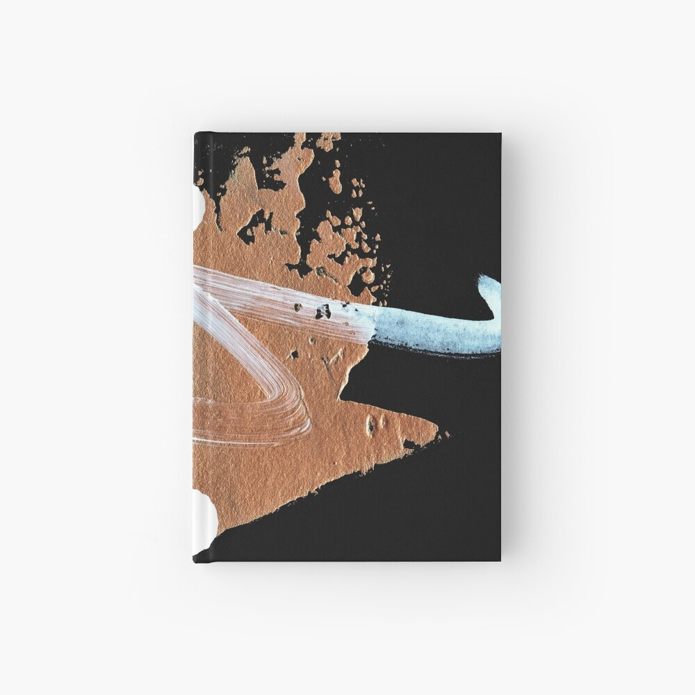 Pink Shadow I Hardcover Journal