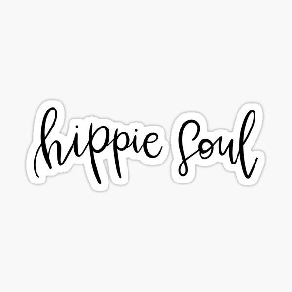 Hippie Soul Sticker
