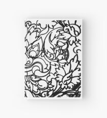 Dragon Head - Khmer Style Hardcover Journal