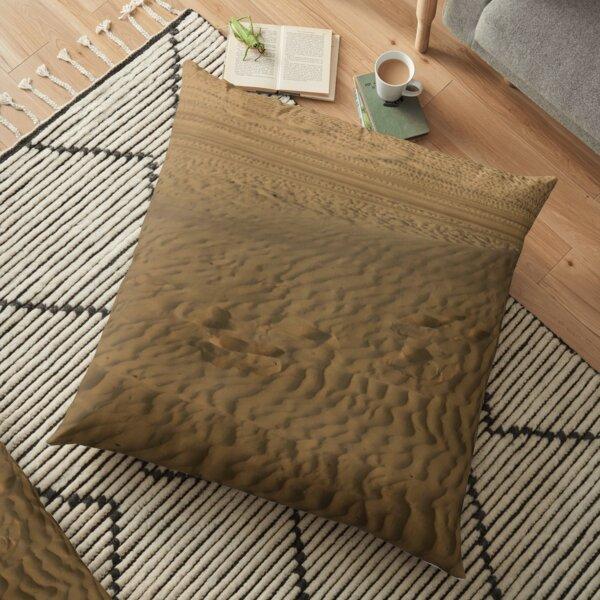 Desert Safari Floor Pillow