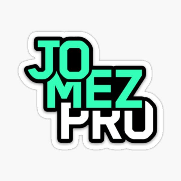 Jomez Pro Sticker Sticker