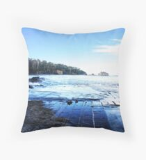 Tessellated Pavement Throw Pillow