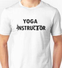 Yoga Instructor Unisex T-Shirt