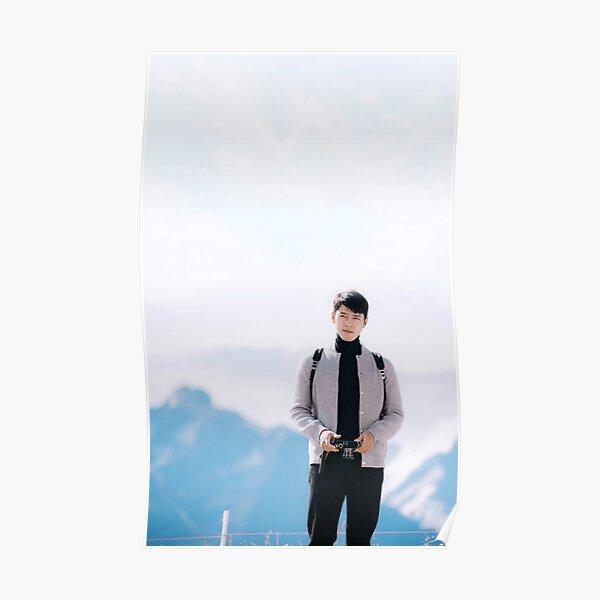 Wallpaper Hyunn Binn Poster