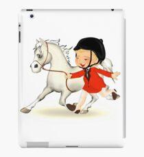 Cute team  iPad Case/Skin