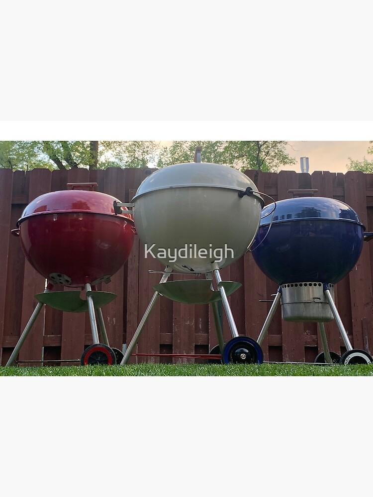 American Grillin' by Kaydileigh