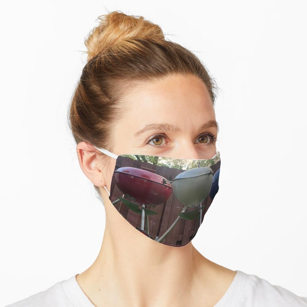 American Grillin' Mask