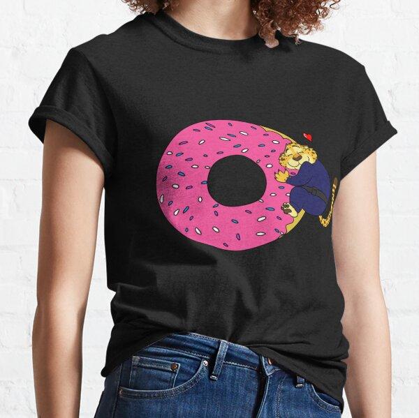 Clawhauser Love Doughnut Classic T-Shirt