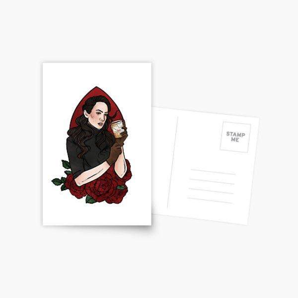 Theo Crain - The Haunting of Hill House Postcard