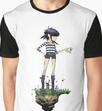 gorillaz 0 Graphic T-Shirt